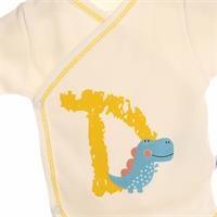 Bebek Baby Dinozor Zıbın Body