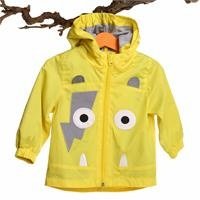 Smiley Face Baby Boy Rain Coat