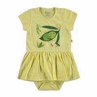 Yaz Kız Bebek Süprem Elbise Body