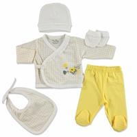 Leyd Newborn Hospital Pack 5 pcs