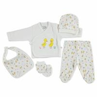 Yellow Chick Newborn Hospital Pack 5 pcs
