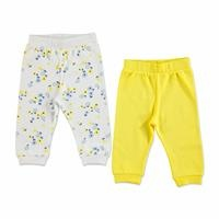 Summer Baby Basic Empirme Printed Pants 2 pcs