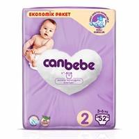 Size 2 Mini Baby Diaper Eco-Pack 3-6 kg 52 pcs