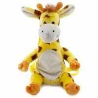 Giraffe Plush Baby Backpack Bag