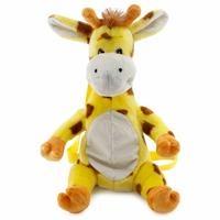 Zürafa Pelüş Çocuk Sırt Çantası