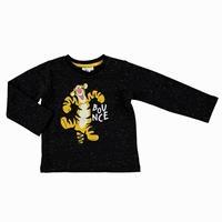 Bebek Winnie The Pooh Lisanslı Önü Ve Arkası Tiger Baskılı Sweatshirt