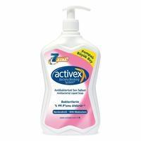 Antibakteriyel Sıvı Sabun Nemlendirici 700 ml Pembe
