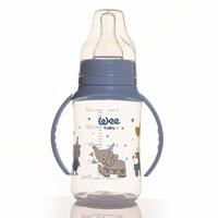 Assorted PP Baby Bottle with Handle 150 ml