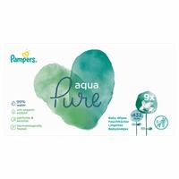 Pampers Aqua Pure Wet Towel 9x48 pcs