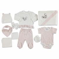Leopard Newborn Hospital Pack 10 pcs