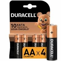 Alkaline AA 4 Pieces Battery