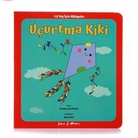 Baby Story Book - Uçurtma Kiki (Turkish)
