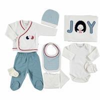 Joy 10lu Yenidoğan Bebek Hastane Çıkışı