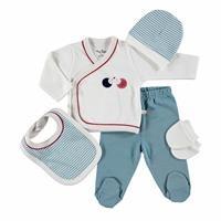 Joy 5li Yenidoğan Bebek Hastane Çıkışı