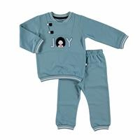 Joy Baby Hoodie Sweatshirt Trousers 2 pcs