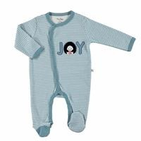 Joy Baby Footed Snaps Romper