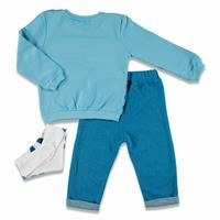 Play with Me Baby Sweatshirt Trousers 2 Pack Set