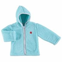 Baby Zippered Hoodie Welsoft Cardigan