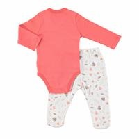Fun Forest Baby Bodysuit Footed Trouser 2 pcs