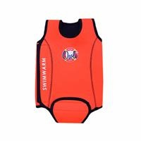 Swimwarm Baby Wetsuit Orange 12-24 M