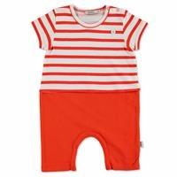 Summer Baby Striped Supreme Crew-Neck Jumpsuit