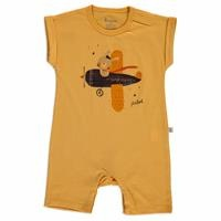 Baby Camping Travels Supreme Crew-Neck Jumpsuit