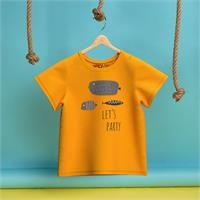 Summer Basic Baby Short Sleeve T-shirt