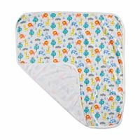 HelloBaby Summer Lion Patterned Baby Multipurpose Blanket