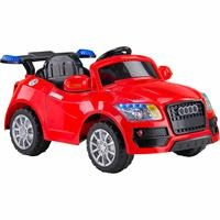 436 Remote Control 12V Battery Powered Car - Red