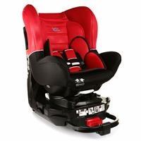Revo Lux 0-18 Kg Isofixli Bazalı Bebek Oto Koltuğu Red
