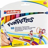Funtastics Felt Tip 10 pcs Point Pen