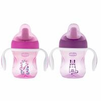 Semi Soft Tip Training Cup 200 ml 6 M + Girl