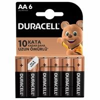 Basic Type AA Alkaline Battery 6 pcs