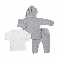Little Squirrel Baby Tracksuit Set