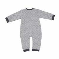 Baby Boy Little Squirrel Footless Romper