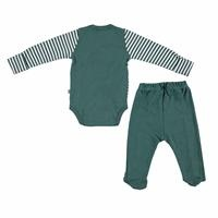 Baby Rabbit Bodysuit Bottom 2 pcs Set