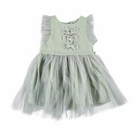 Detailed Baby Girl Dress