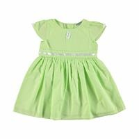 Summer Ribbon Detailed Baby Girl Dress