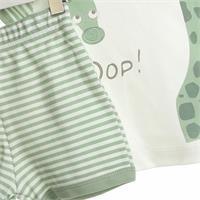 Bertin Baby Bike Tshirt Short Set