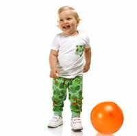 Forest Baby Boy Pyjamas Set