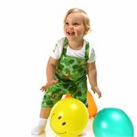 Forest Baby Boy Tshirt Jumpsuit Set