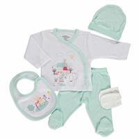 Park Rib Newborn Hospital Pack 5 pcs