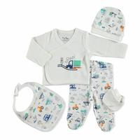 Traffic Newborn Hospital Pack 5 pcs