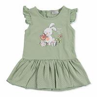 Yaz Kız Bebek Eğlence Zamanı Elbise-Külot Takım