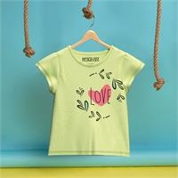 Yaz Bebek Basic Tshirt