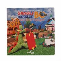 Lucky Dinosaur BO - Moving to Your New Home (Turkish Book)