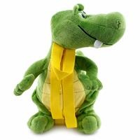 Cute Dino Plush Baby Backpack Bag