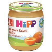 Organic Apricot Mashed 125 gr