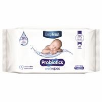 Probiotic Wet Wipes 3x40 Sheets