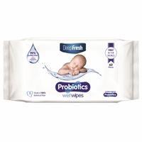 Probiotic Wet Wipes 60x3 pcs
